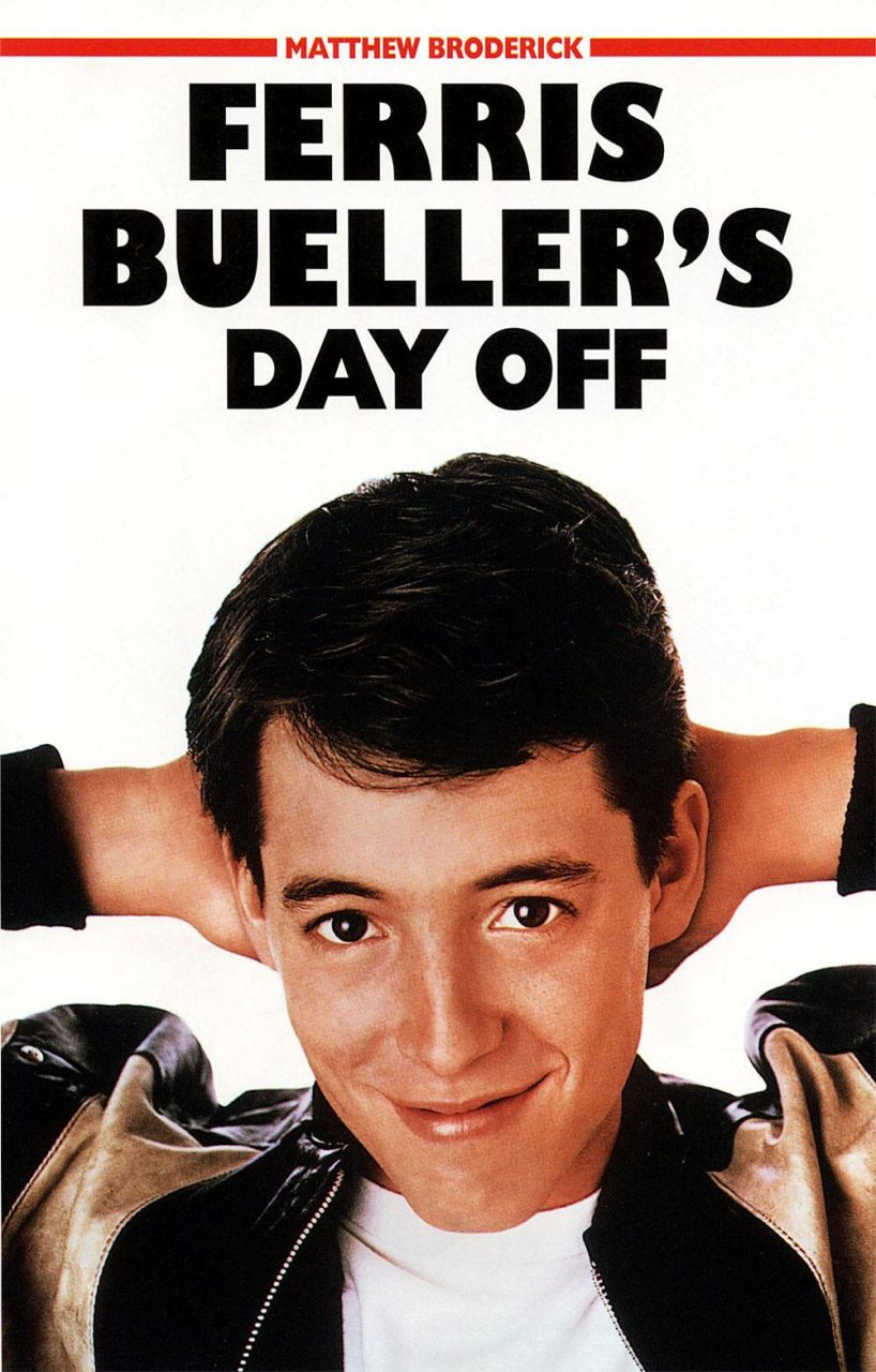 Cover scaled - Ferris Bueller's Day Off (1986)