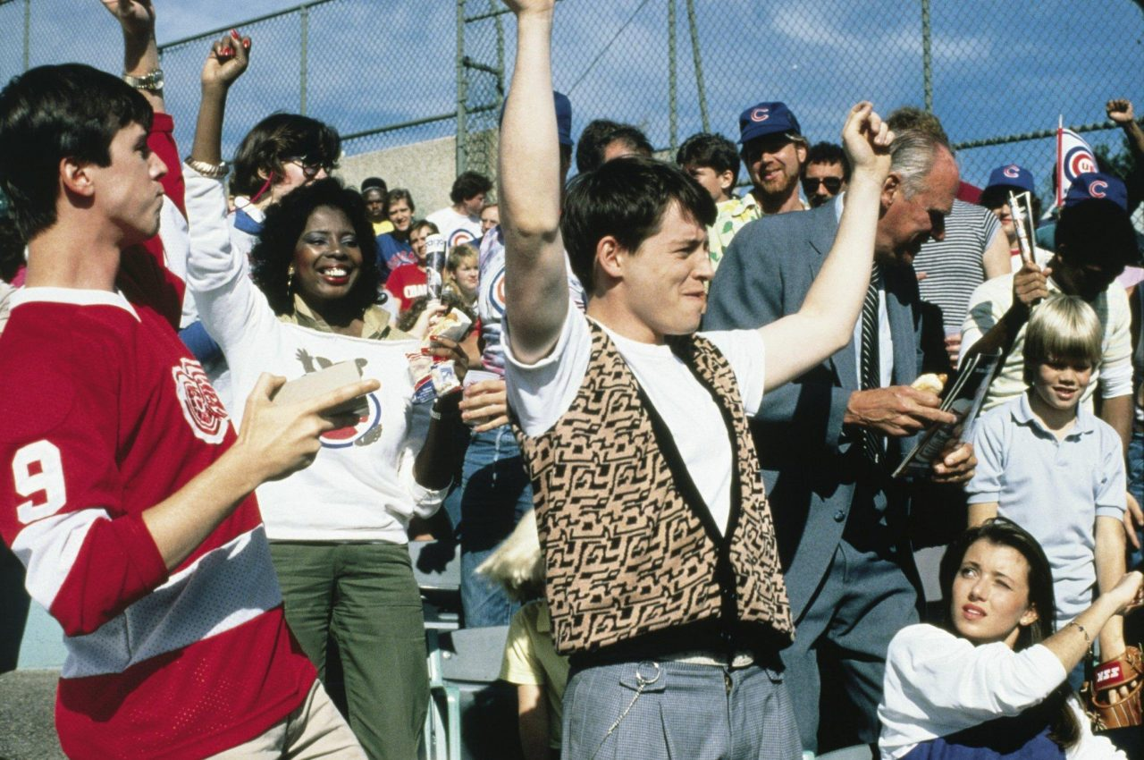 Cubs scaled - Ferris Bueller's Day Off (1986)