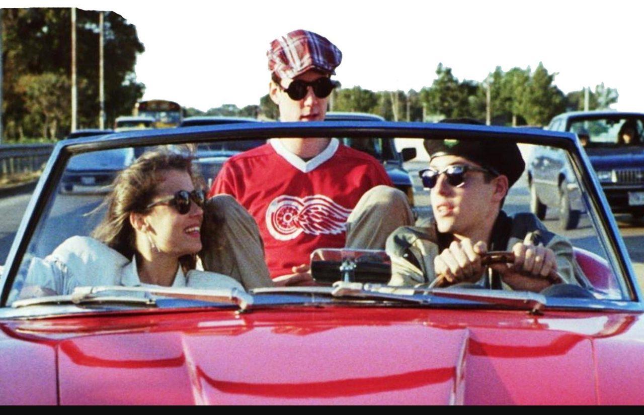 Ferrari scaled - Ferris Bueller's Day Off (1986)