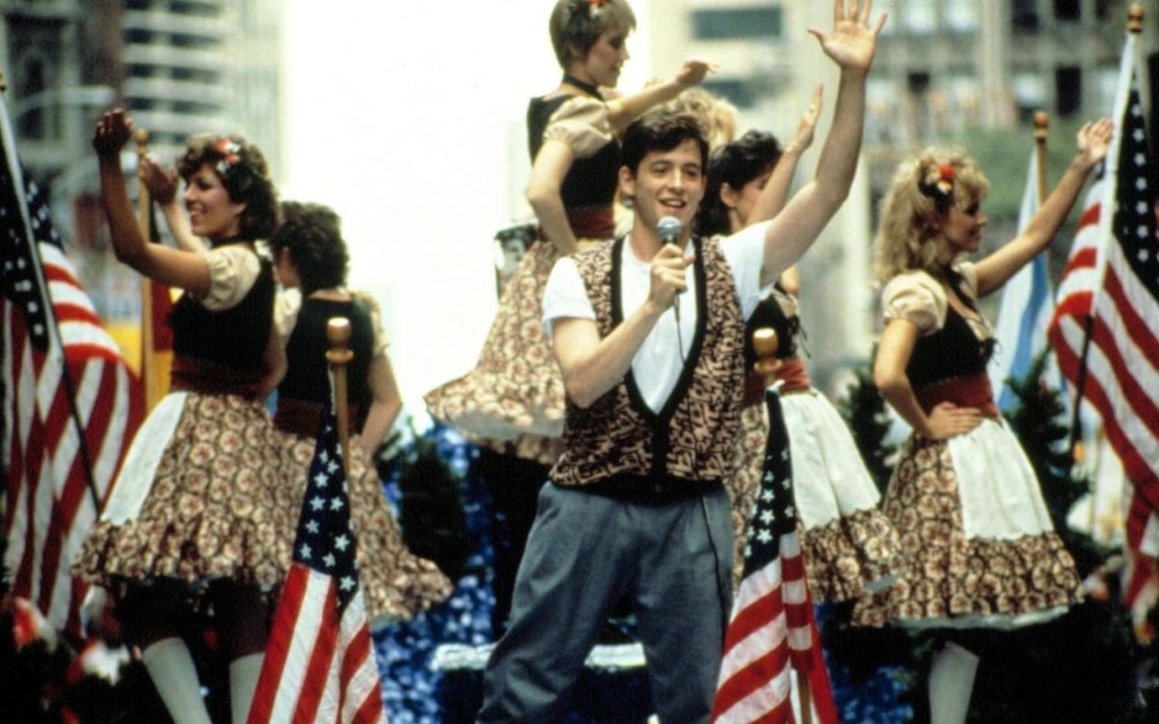 Parade scaled - Ferris Bueller's Day Off (1986)