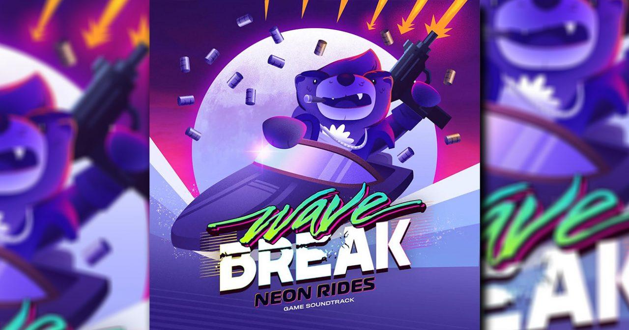 Wave Break Neon Rides