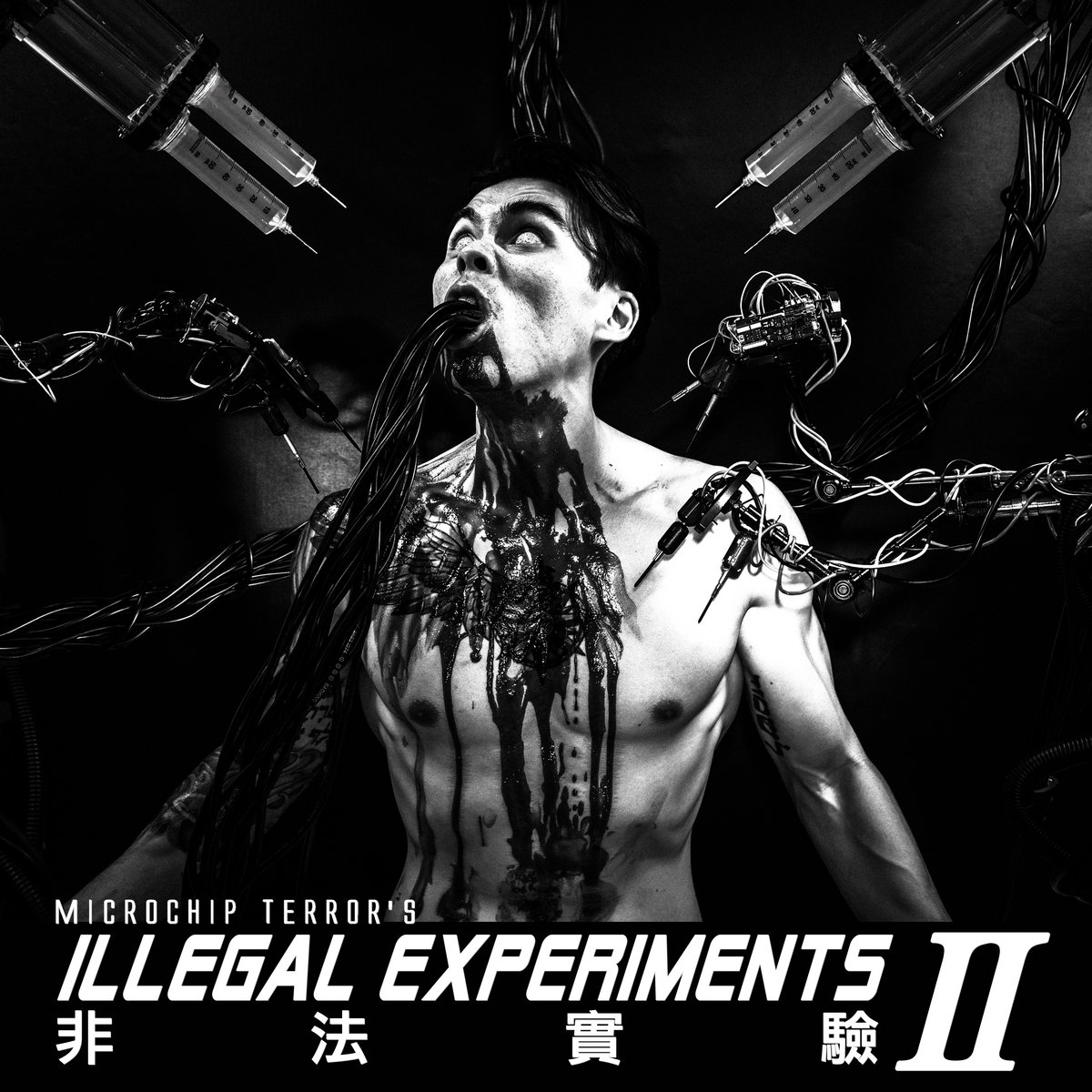 a2661781873 10 - MICROCHIP TERROR's - 'Illegal Experiments 2'