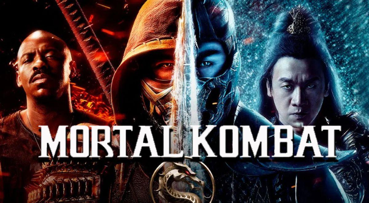 mortal kombat - Mortal Kombat (2021): a short hand movie review