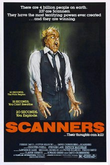 scanners4 - Retro Movie of the Month: SCANNERS (1981)