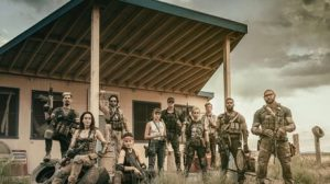 army of the dead cast 300x168 - Army of the Dead (Movie Review)