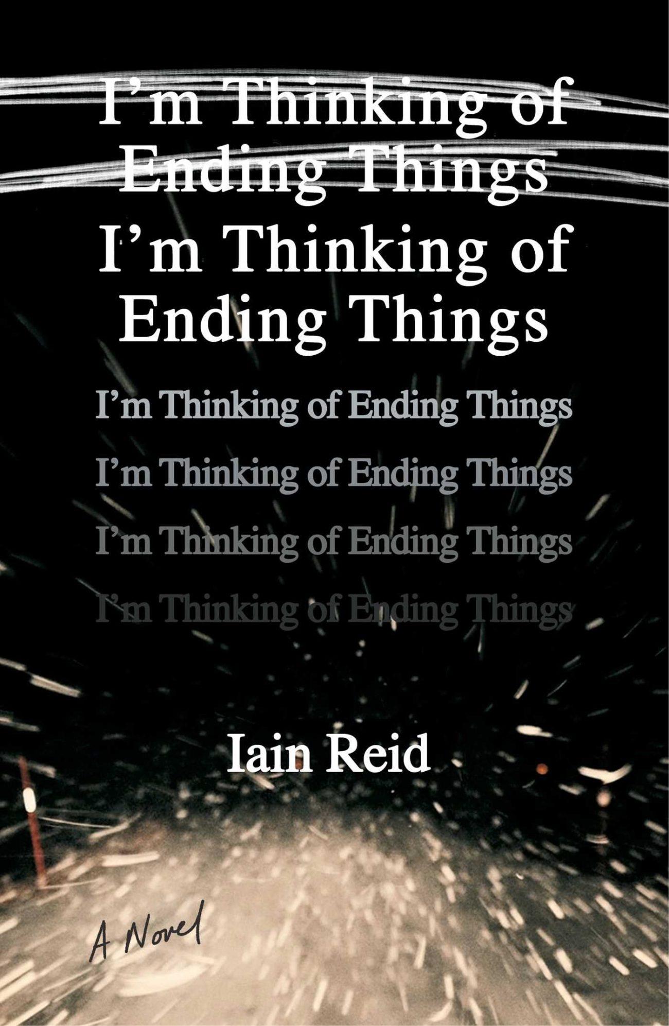 Im thinking of ending things 1300x1993 - I'm Thinking of Ending Things - Iain Reid (2016)