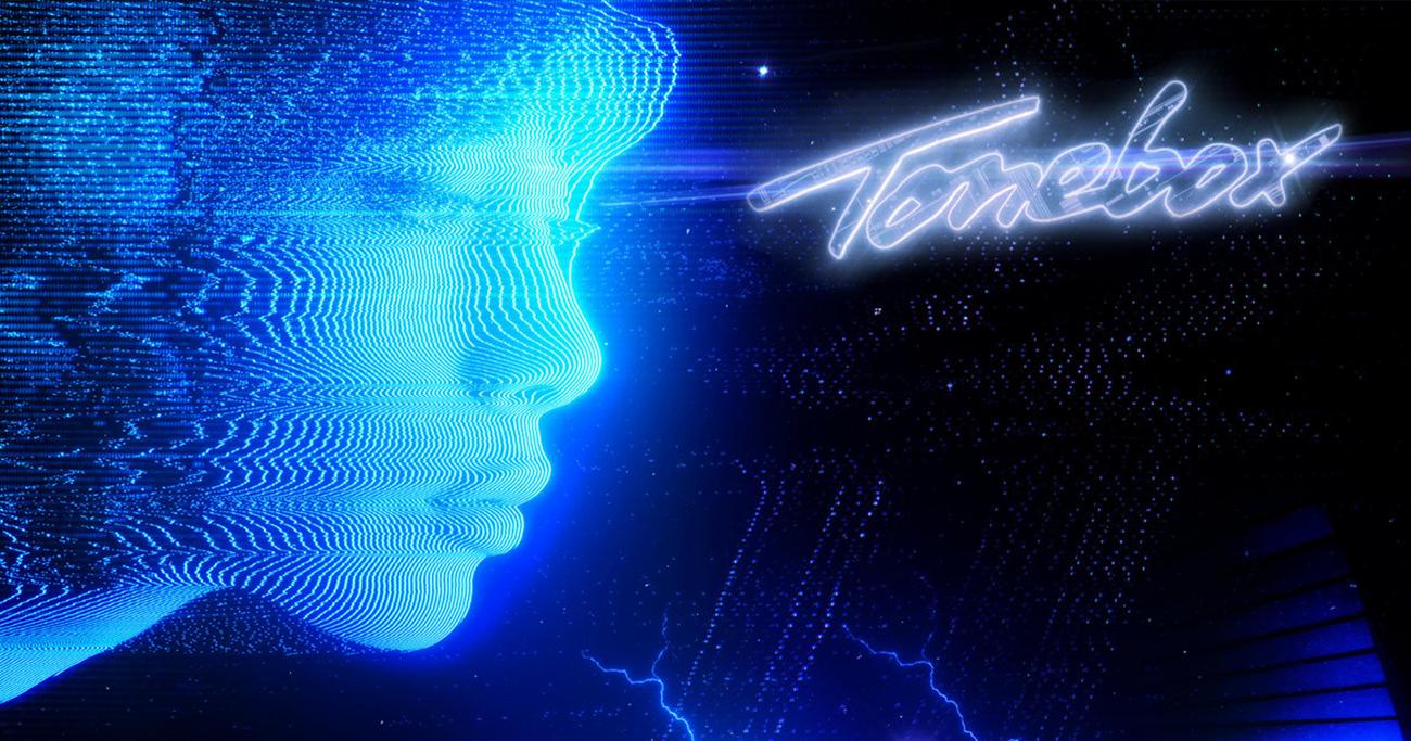 Tonebox Last Encryption Dark Synthwave