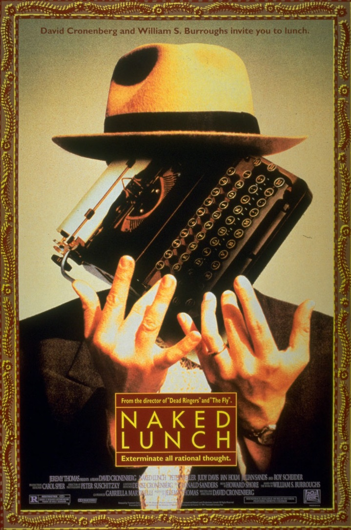 naked lunch - Retro Movie of the Month: Naked Lunch (1991)