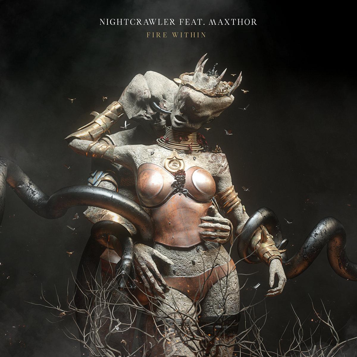 Nightcrawler Fire Within - Nightcrawler releases new MV 'Fire Within (Feat.Maxthor)'