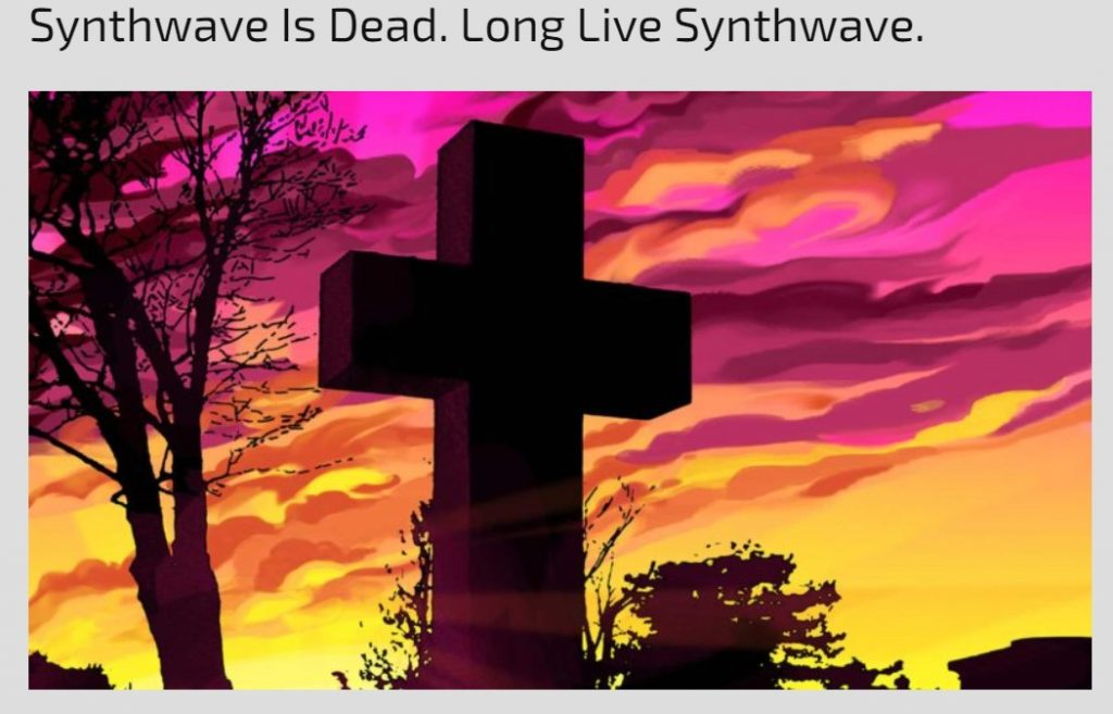 Synthdeath 1024x657 - No, Synthwave is Not Dead