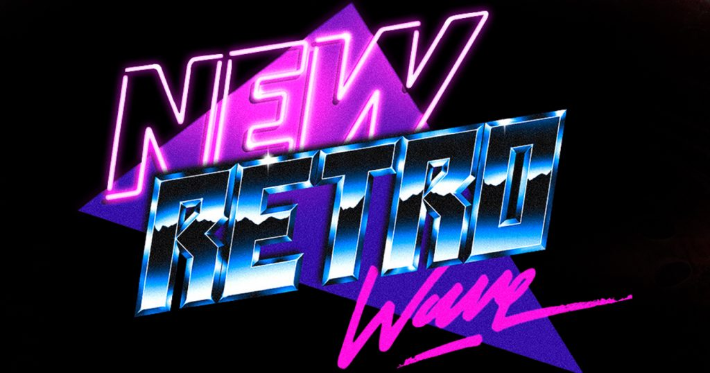newretrowave logo 1024x538 - No, Synthwave is Not Dead