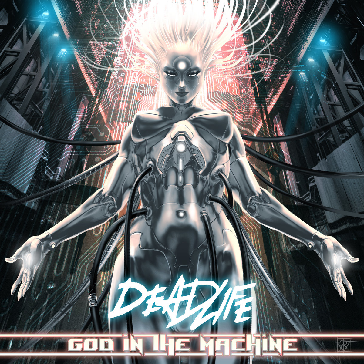 a1028285390 10 - DEADLIFE – God in the Machine