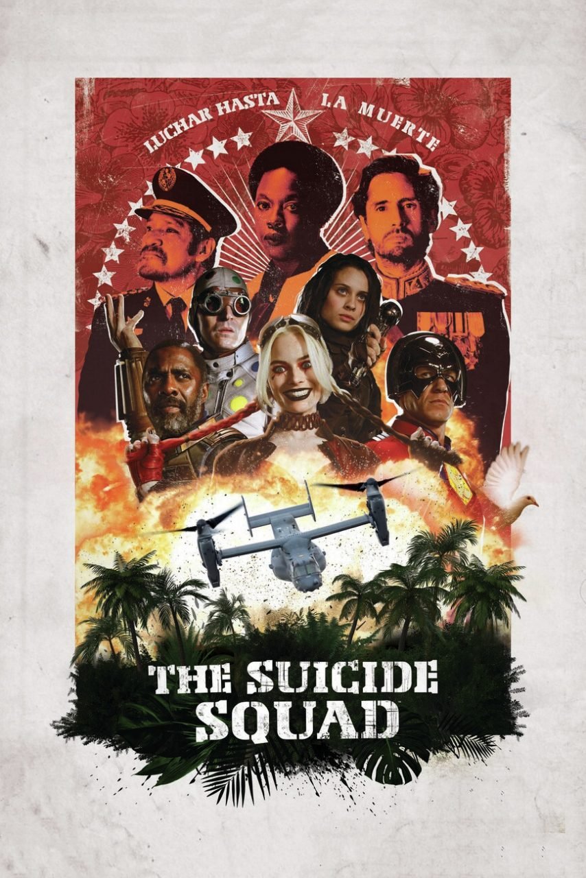 suicide squad 2 scaled - Quickie Movie Review : SUICIDE SQUAD (2021)