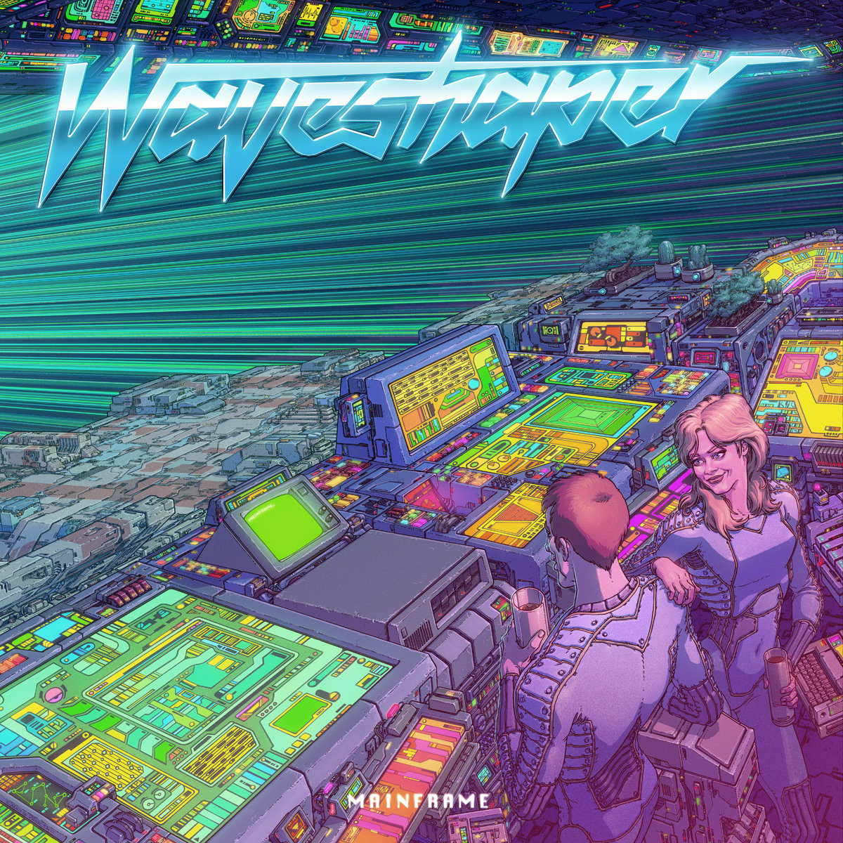a1503737371 10 - Waveshaper returns with 'Mainframe'
