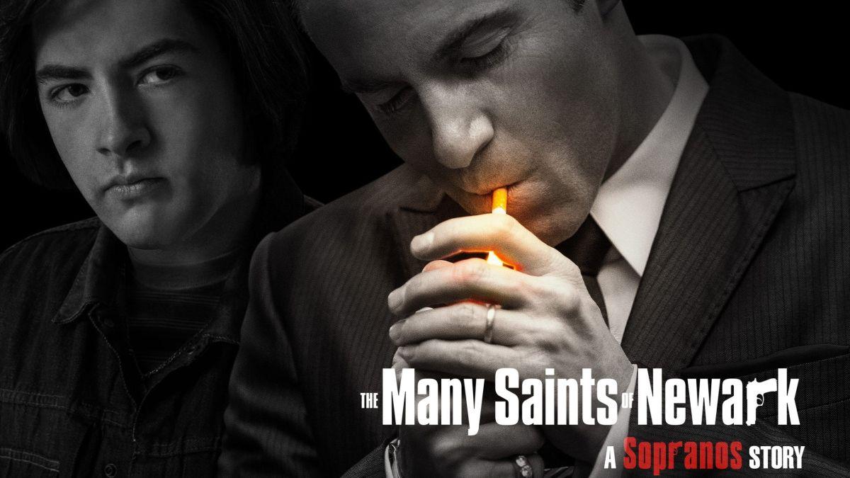 sopranos - The Many Saints of Newark: A Sopranos Story
